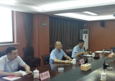 局主要领导带队到江阴实地调研信访工作